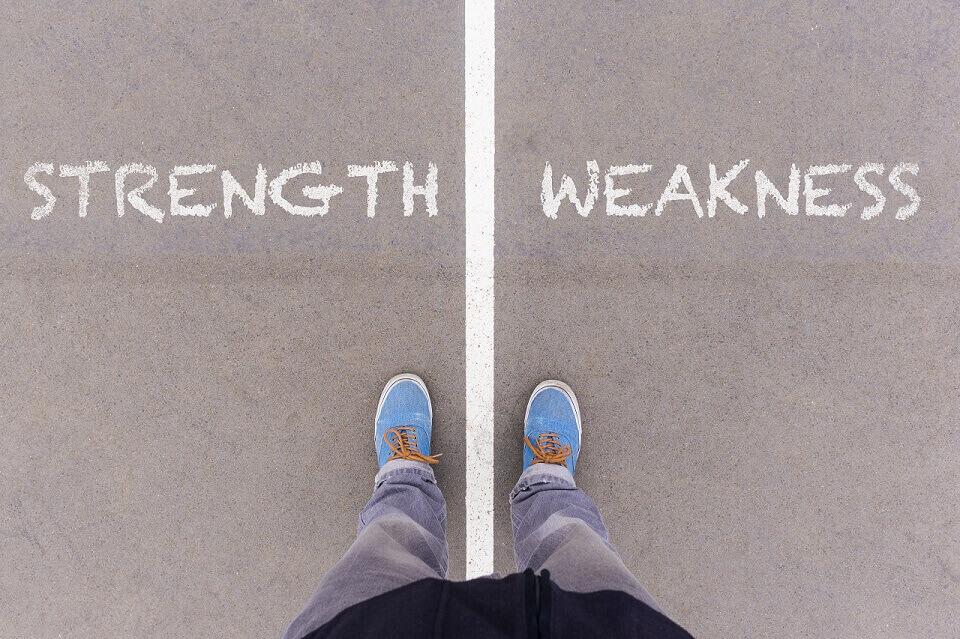 決定成為強壯健康的自己